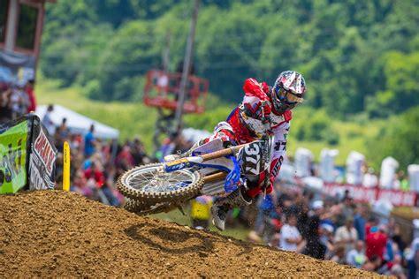 racer x online motocross supercross 250 words pourcel s progress motocross racer x online