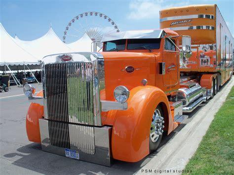semi trucks for sale barrett jackson classic car auction custom peterbilt flickr