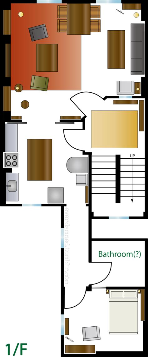 221b baker street floor plan i just finished the floor plan of 221b baker