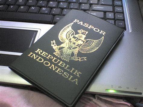 pembuatan paspor wisata prosedur pembuatan paspor biasa wisata cina