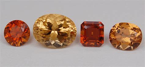 Hessonite Garnet 3 04 Crt hessonite garnet