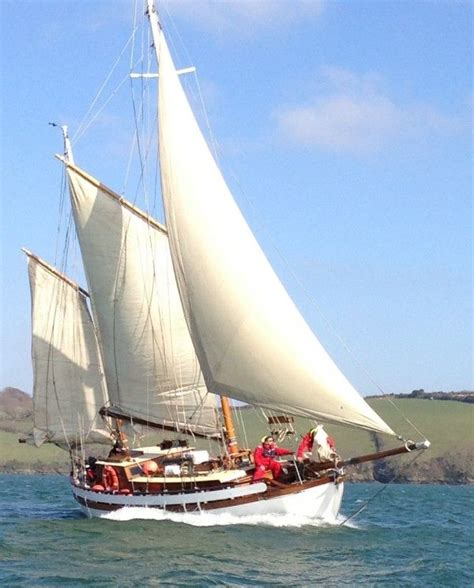scow ketch 152 best images about colin archer on pinterest boats