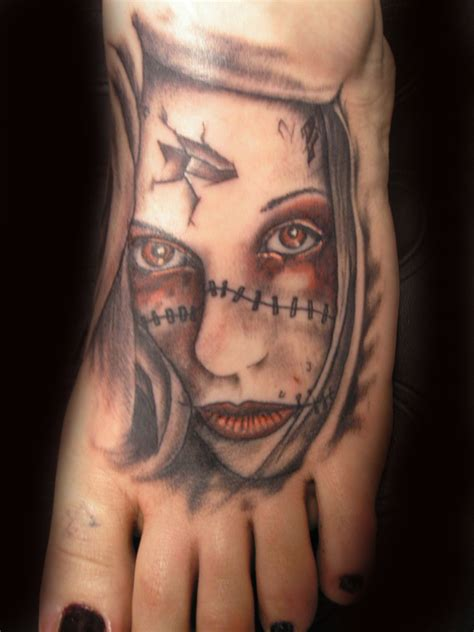 evil woman tattoo designs evil tattoos