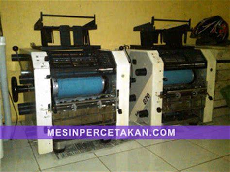 Mesin Offset Mini toko 820 mesin cetak mini offset mesin cetak