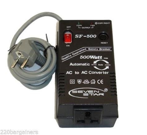 Trafo Step 100w By Alzenanet electricity transformer adapter 500 watts autoconverter
