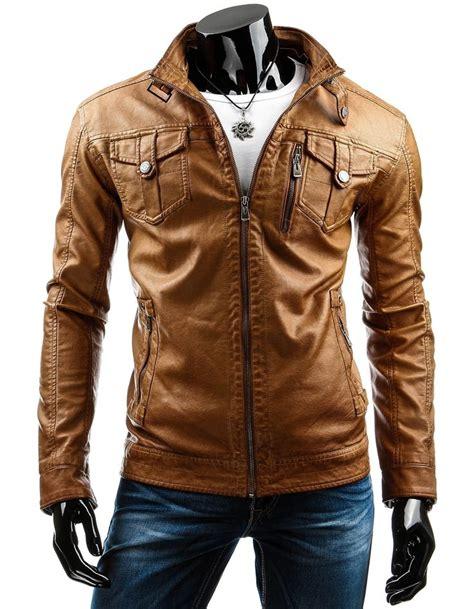 Jaket Kulit Sintetis 70 veste en cuir homme quot hack 610 quot http vestesencuir fr vestes en simili cuir homme 20119 veste en