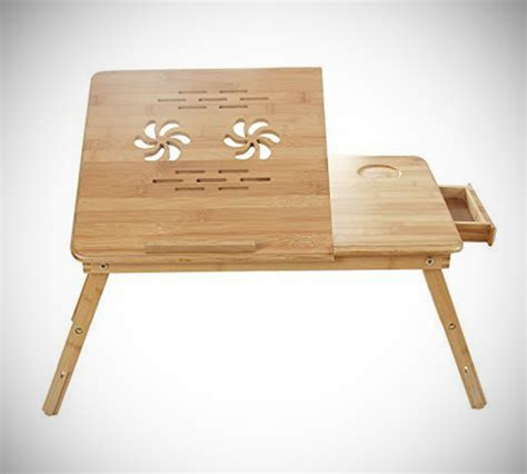 bamboo laptop desk bamboo portable laptop desk table cool sh t i buy