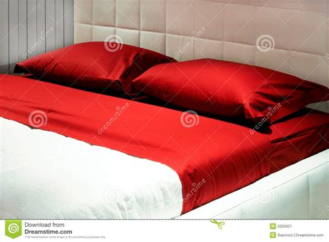 Shooing A Mattress by Bed Angle Stock Image Image 5325921