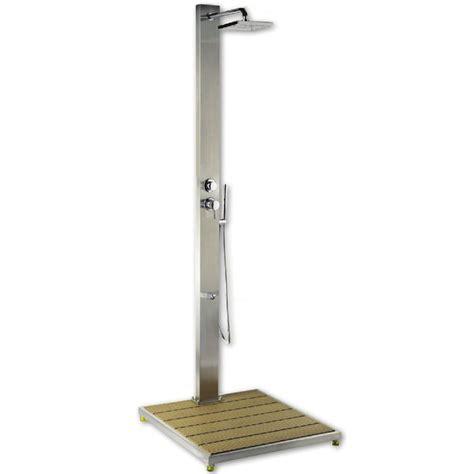 rubinetti doccia prezzi doccia per piscina steel design con miscelatore e