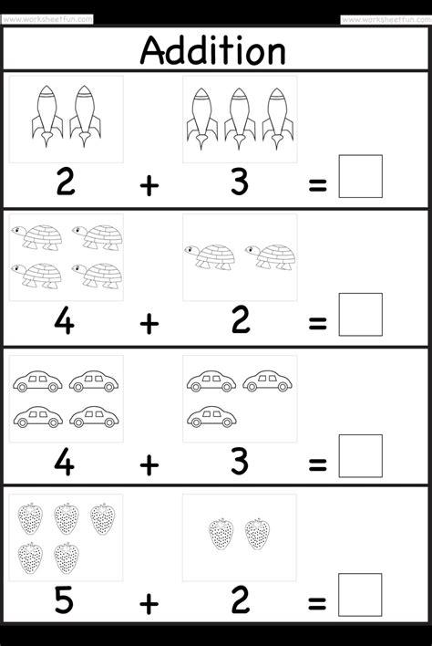 Free Printable Pre K Worksheets