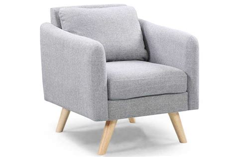 grey sofa and chair longdon modern grey fabric upholstered armchair crazy