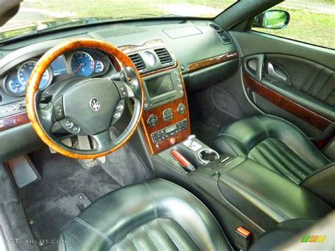 maserati quattroporte 2006 interior 2006 maserati quattroporte standard quattroporte model