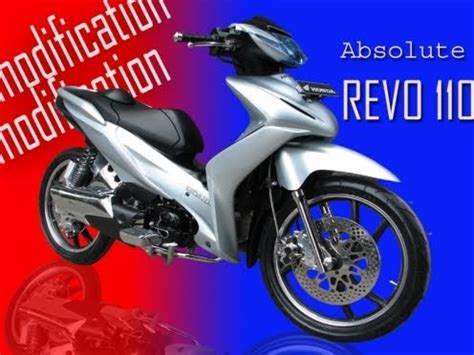 Lu Stop Revo Absolute trendotomotivemodification2011 ahm modif honda absolute revo