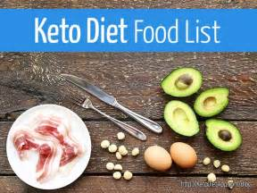 complete keto diet food list what to eat and avoid the ketodiet