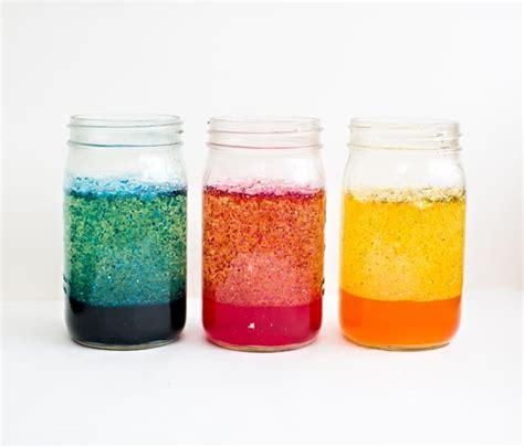 lava l science experiment diy jar glitter lava ls