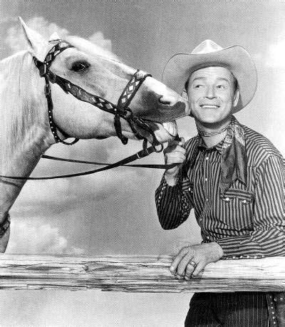 roy rogers trigger so to speak courtesy ultimatehorsesite the about guns