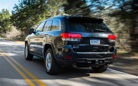 first jeep cherokee 2014 jeep grand cherokee diesel first drive motor trend