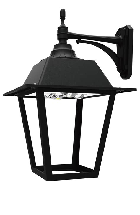 Mounting A Light Fixture Led Wp 712 Series Led Wall Pack Lantern Light Fixtures Wall Mounting Americana Outdoor