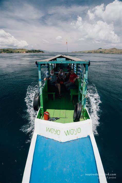boat trip around komodo island komodo islands guide inspired by twelve