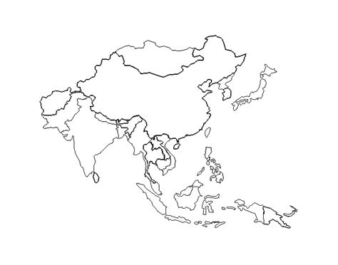 south asia map quiz south and east asia map quiz