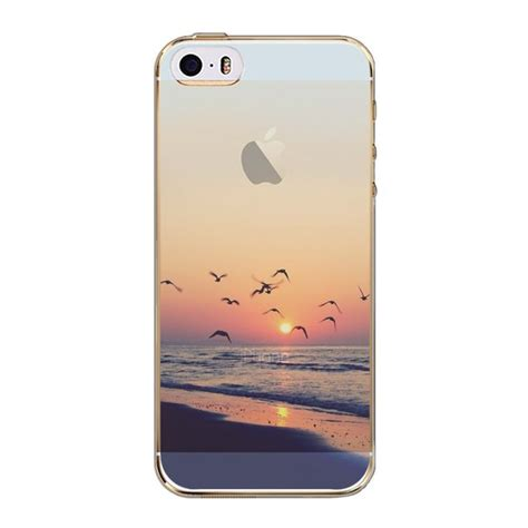 Iphone 5 5s Se Simple Soft Luxury Shining Tpu Armo Berkualitas phone cases for iphone 6 6s 5 5s se soft tpu clear luxury animals flower fruits cat