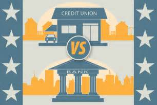 Credit Union Credit Unions Vs Banks Think Local Save Money Money