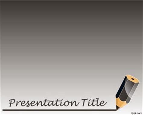 themes power point terbaik 5 background dan template powerpoint tema pensil terbaik