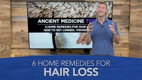 home remedies for hair loss for over 50 watch to learn more about the home remedies for hair loss