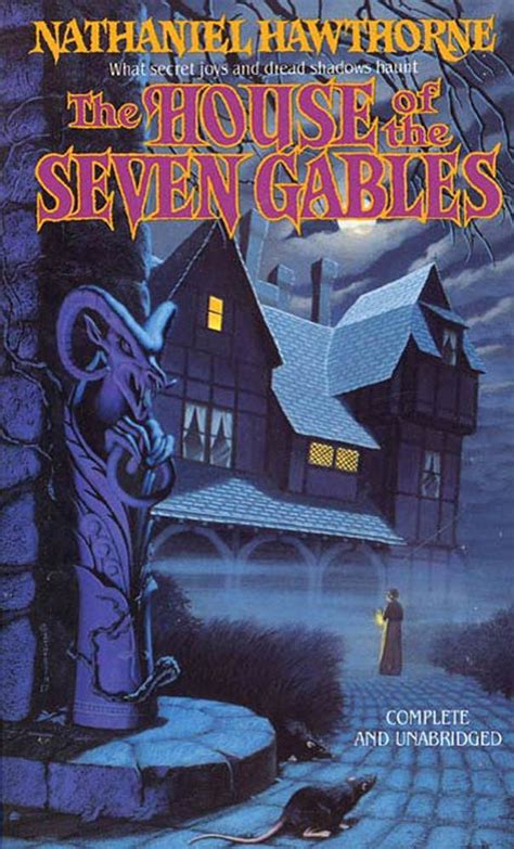 The House Of The Seven Gables Book by The House Of The Seven Gables Nathaniel Hawthorne