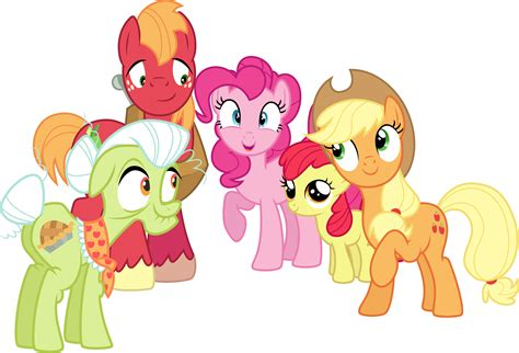 apple family pinkie with the apple family by jeatz axl on deviantart