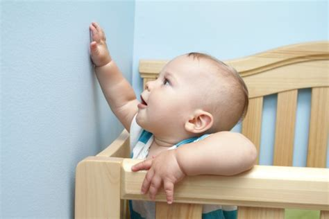 Keep Baby From Climbing Out Of Crib Baby Climbing Out Of The Crib Try This The And