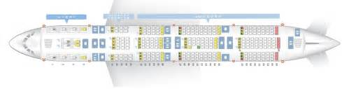 seat map airbus a380 800 singapore airlines best seats in