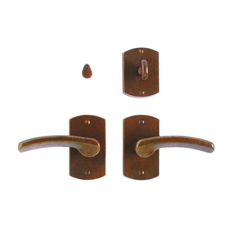 Interior Door Hardware Sets Curved Entry Set 2 3 4 Quot X 20 Quot Entry Thumblatch Mortise Lock G501 Rocky Mountain Hardware