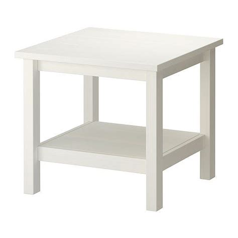 Hemnes Side Table Hemnes Side Table Black Brown Stains Side Tables And Tables
