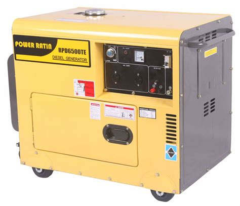 portable home use silent diesel generators 5kva view