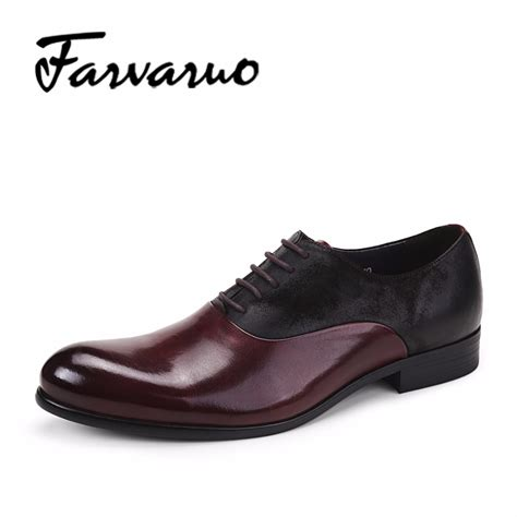 mens shoes oxfords mens genuine leather oxfords shoes for breathable