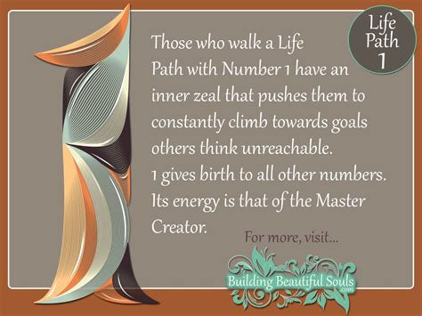 numerology 1 life path number 1 numerology meanings