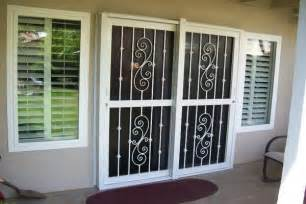 sliding patio door security security doors