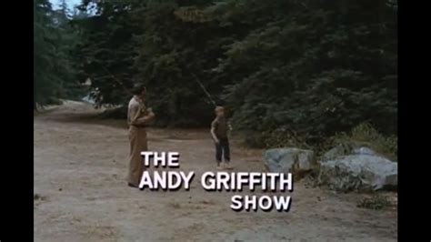 theme song andy griffith andy griffith season 6 opening and closing credits and