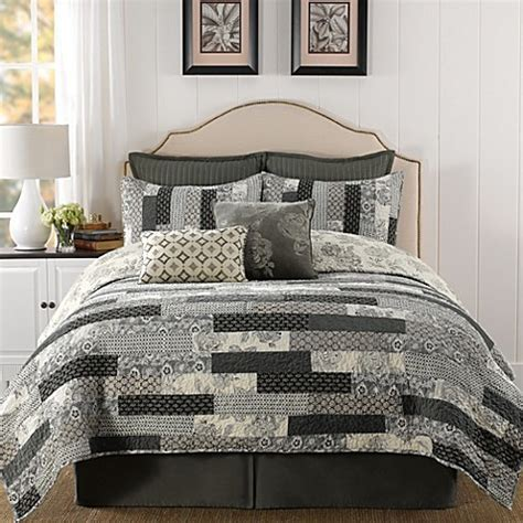 b smith bedding b smith eleora quilt bed bath beyond