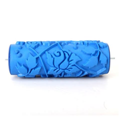dot pattern roller sonline 15cm diy floral and dot pattern paint roller for