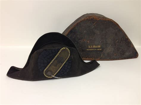 Les Verreries De Bréhat by Pictured Is A Confederate Surgeon S Hat Also Known As A