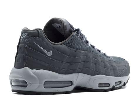 Pasukom Nike Black Grey air max 95 grey wolf grey black