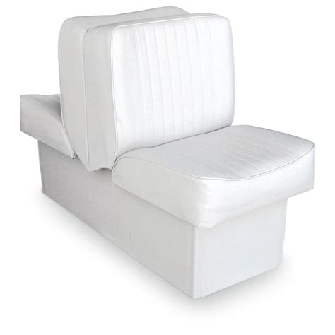 wise deluxe boat lounge seat wise deluxe boat lounge seat 96446 fold down seats at