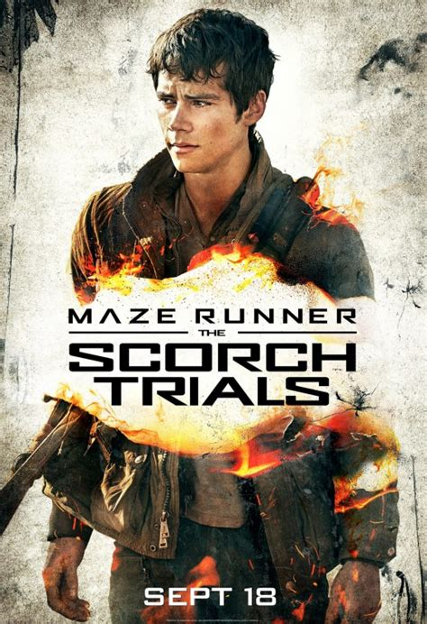 maze runner film awards maze runner the scorch trials movie poster 3 of 19