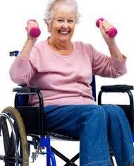Armchair Exercises Adults by Mobility Workouts On Wheelchairs Chair