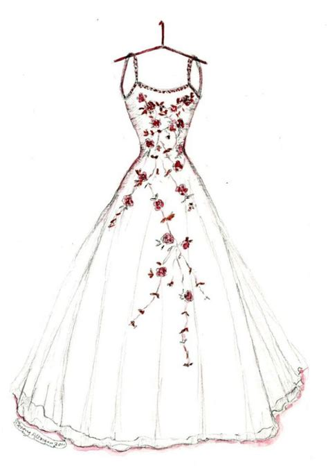 dress design video download drawing gowns 25 beautiful dress sketches ideas on