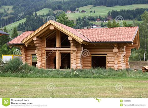1 Bedroom Cabin Plans log house stock photo image of house mountain austria