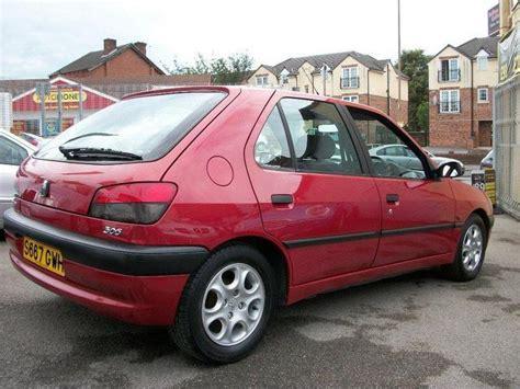 used peugeot 306 used peugeot 306 2004 red edition petrol 1 6 meridian 5