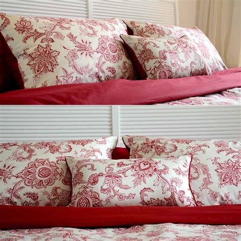 Vintage Bed Sheets by Vintage Vine Bedding Set